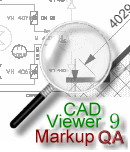 CAD Viewer 9.0 MarkUp Quality Insurance english version